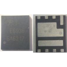AOE6936 DFN5x6 30V Dual Asymmetric N-Channel MOSFET 35/67A