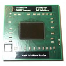 Процессор AMD A4-3300M A4-3305M 1900MHz FS1 AM3305DDX22GX