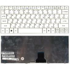 Клавиатура для ноутбука Acer Aspire One 721 722 751 751H 1410 1810 1810T 1830 белая