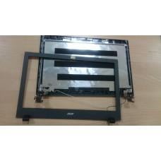 Крышка матрицы в сборе с петлями Acer Aspire E5-573 E5-573g
