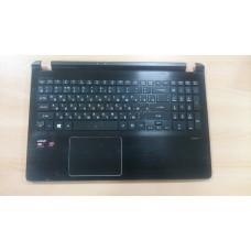 Верхняя панель топкейс topcase Acer V5-552g с клавиатурой