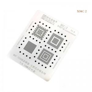 Трафарет MAC 2 Apple MacBook SSD
