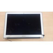 Крышка матрицы в сборе MacBook Air A1369 Late 2010 to Mid 2011 с разбитой матрицей