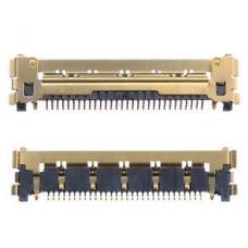 LCD 30pin коннектор MacBook Pro Retina A1398 A1425 A1502 2012-2015