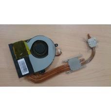 Система охлаждения термотрубка и вентилятор Asus K53S K53SV X53S X53SV A53S 13GN3G1AM010-1 CCIA13GN3G1AM