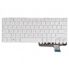 Клавиатура Asus UX302L UX302LA UX302LG белая без рамки