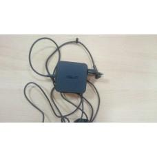 Б/У Блок питания Asus Zenbook UX21 UX31 VivoBook F201E F202E Q200E S200E X202E X201E 19V 2.37A 45W 4.0x1.35mm