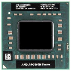 Процессор AMD A6-3420M AM3420DDX43GX FS1