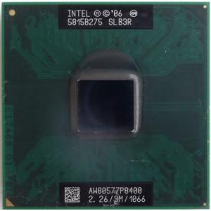 Процессор Intel Core 2 Duo P8400 Socket P SLB3R 2.26 GHz 3Mb 1066Mhz