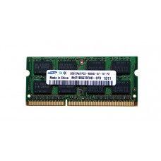 Оперативная память для ноутбука SO-DIMM DDR3  Samsung 2GB 1066MHZ PC3-8500
