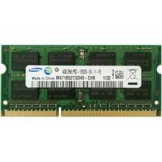 Оперативная память Samsung 4GB DDR3 SO-DIMM PC3-10600 1.5V