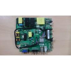 Материнская плата для ТВ DEXP F55D7000K Main Board TP.MS3663S.PC821 Panel BOE HV550FHB-N20