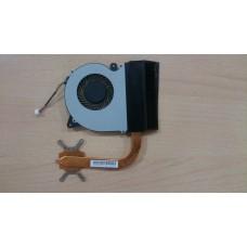 Система охлаждения термотрубка и вентилятор DNS 0156456 B34Y