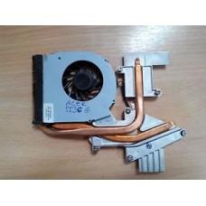 Система охлаждение термотрубка и вентилятор  Acer Aspire 5536 5536g 5542 60.4CH13.002