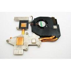 Термотрубка (радиатор) + кулер (вентилятор) Acer Aspire 5536, 5542, 60.4CH13.002