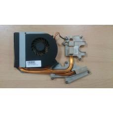 Система охлаждения термотрубка вентилятор Acer Aspire 7540G 7736g DIS 60.4FP07.001
