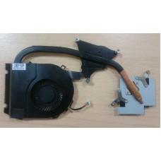 Термотрубка (радиатор) + кулер (вентилятор) Acer V5-471G V5-571G V5-531G Husk DIS