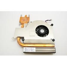 Система охлаждения термотрубка и вентилятор Asus K50AB K50AF K40AB K40AF 13N0-ERA0101