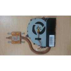 Система охлаждения термотрубка и вентилятор Asus X301A 13GNLO1AM010-1 3CXJ6TMJN00