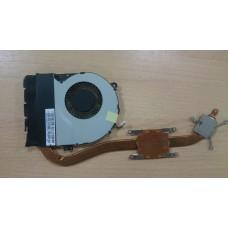 Система охлаждения термотрубка вентилятор Asus X550LB X550LC X550LD X550LN 13NB02G1AM0101 13N0-Q8A0101