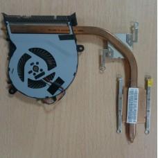 Система охлаждения термотрубка и вентилятор Asus X555L X554L X455L K455L K555L A455L A555L 13N0-R7A1H01 13NB0621AM050