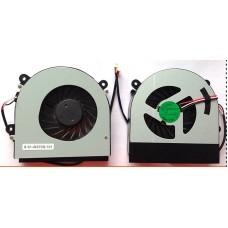 Кулер вентилятор DNS DEXP Clevo W370ET W370S W350ETQ W350STQ W370ST W350ET