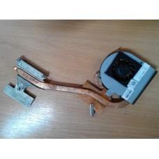 Система охлаждения термотрубка и вентилятор DELL Inspiron 15R N5010 60.4HH14.002 60.4HH16.002