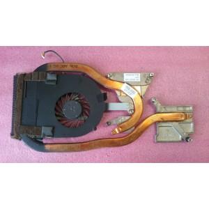 Термотрубка радиатор + кулер вентилятор Emachines G640 Acer Aspire 7551 Packard Bell LM86 60.4HP08.002