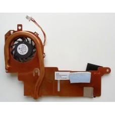 Термотрубка (радиатор) + кулер (вентилятор) HP Mini 2133 6043B0044601