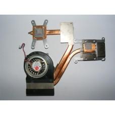 Термотрубка (радиатор) + кулер (вентилятор) LG E500 AGU34152001
