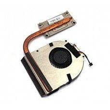 Термотрубка (радиатор) + кулер (вентилятор) Lenovo B590 60.4xb17.001 LA59 UMA