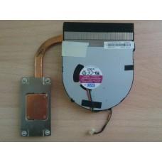 Радиатор охлаждения термотрубка с кулером Lenovo B590 604XB09001100 LB59A-UMA