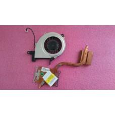 Система охлаждения термотрубка и вентилятор RoverBook Pro500 Pro 501VHB 6-31-M66EN-102