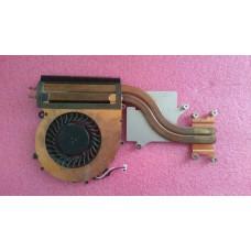 Система охлаждения термотрубка и вентилятор Samsung NP470R5E NP370R4E NP370R5E NP510R5E BA62-00794A ramos