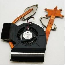 Система охлаждения термотрубка и вентилятор Samsung R525 BA62-00502A