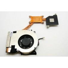 Система охлаждения термотрубка и вентилятор Samsung NP-RV510 R530 UMA BA62-00498B