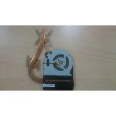 Термотрубка (радиатор) + кулер (вентилятор) DNS C15B 0801143 13N0-CNA0911