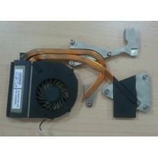 Термотрубка (радиатор) + кулер (вентилятор) Emachines D440 D640 D640G 60.4HD05.001
