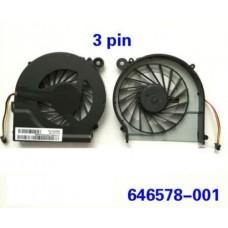 Кулер вентилятор HP G62 G42 CQ42 CQ62 CQ72 G72 CQ56 G56 g4-1000 g7-1000 g6-1000