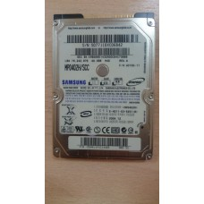 Жесткий диск HDD Samsung MP0402H 40 Gb 5400 rpm IDE 2.5""