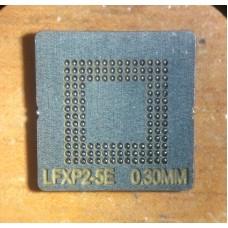Трафарет Lattice LFXP2-5E прямого нагрева