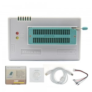 Программатор TL866II Plus SPI NAND ISP standard version