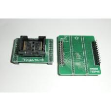Панелька адаптер TSOP32/40/48 NAND Socket 0.5mm Adapter TL866II Plus