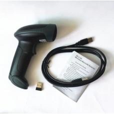 Беспроводной ручной сканер штрих-кода 1D 2D акциз ЕГАИС