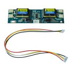 """Универсальный инвертор для ламп подсветки монитора 10-30 В 15-22"""" CCFL 4 лампы"""