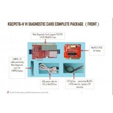 Универсальная (POST) посткарта для диагностики ноутбуков и ПК