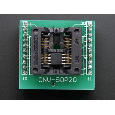 Адаптер для программатора DIP SOIC8 200-208mil