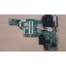 Материнская плата HP Compaq CQ57 CHICAGO_BR_HPC MV_MB_V2 AMD E300 UMA с охлаждением