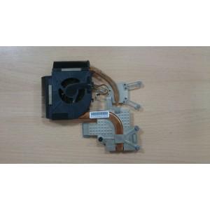 Система охлаждения термотрубка и вентилятор HP DV5-1000 DA0QT8MB6G0 Quanta QT8 DIS