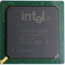 FW82801DBM южный мост Intel SL6DN